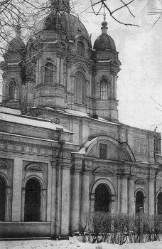 Храм святого Апостола Матфея (Покровская церковь)