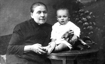 Марфа Пирогова. Фото из собрания Евгения Николаевича Каширина