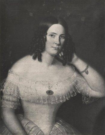 Ольга Николаевна Скобелева, мать М.Д.Скобелева
