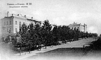 Улица Владимирская (ныне Свободы)