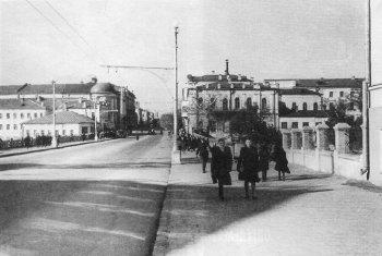 Улица Ленина, 1950-е годы.