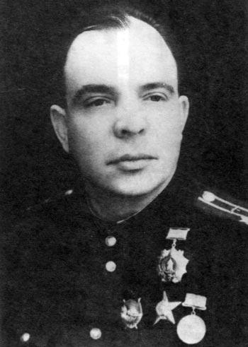 И. Д. Завражнов. Фотография начала 1943 года.