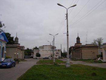 Торговый городок, Рязань