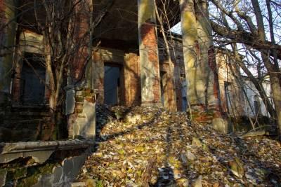 Усадьба Желтухиных в селе Старое Зимино