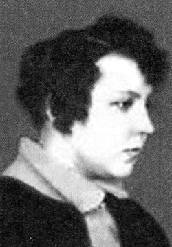 Анна Гарасёва,   1928 г. Фото из архива Александра Никитина