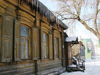 Улица Верхняя Ильинская (ныне ул. Кремлевский Вал)