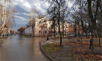 Рязань, проезд Яблочкова, дом 1 - здесь жил А.И. Солженицын