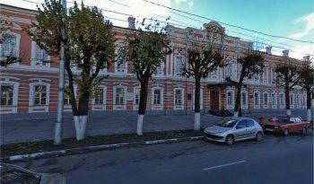 Рязанская школа №2, где преподавал Солженицын