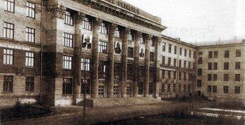 Рязанский радиотехнический институт (РРТИ), 1970 г.