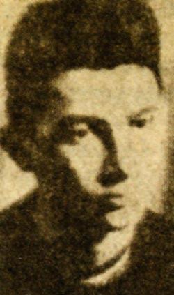 Юрий Вудка в студенческие годы. Фото из архива Александра Подрабинека