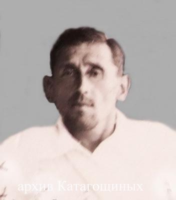 Николай Николаевич Гагарин 30-е годы