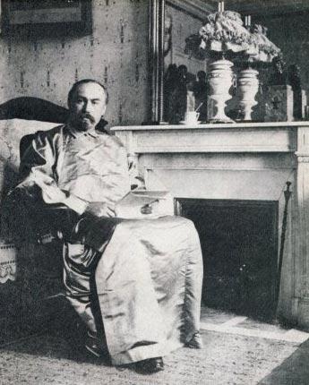 К.Д.Носилов в Париже