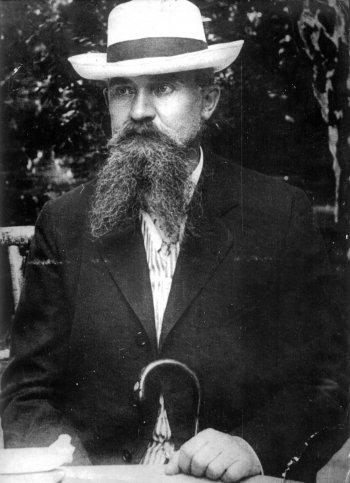 Николай Яковлевич Никитинский
