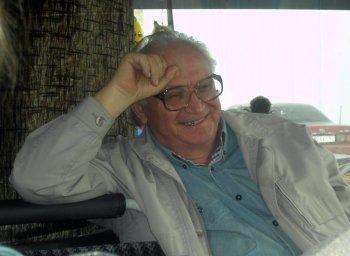 Леонид Васильевич Чекурин. Фото Т.Шустовой.