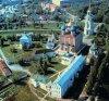 Так выглядит Рязанский кремль с высоты птичьего полета.