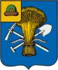 Герб Милославского района