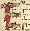 Стихия рыбы — вода, поэтому образ этот связывался также с обрядом крещения.