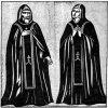 Великий князь Олег Иванович (в схиме Иоаким) и княгиня Ефросиния (в монашестве Евпраксия)