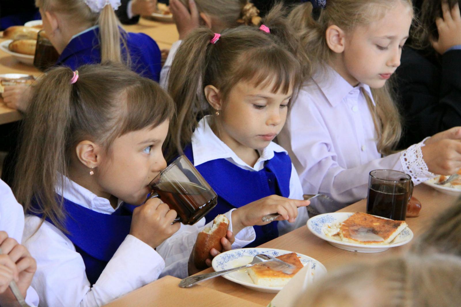 Оплата для школьного питания в оренбурге многодетным