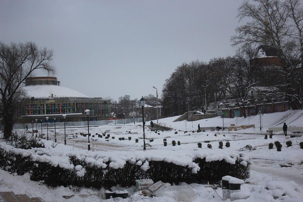 рязань парки на лыбедской у бристоля фото назначением страховочных